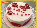 Торт «Красный Бархат». Кондитерский цех «Ириска»
