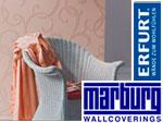 ErFurt — экологически чистые обои под покраску. Магазин декоративных материалов «Фреска»
