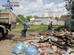 Вывоз строительного мусора. Скупка металлолома «Тополь»